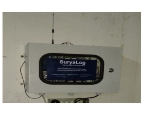 Solar Remote Monitoring System 2